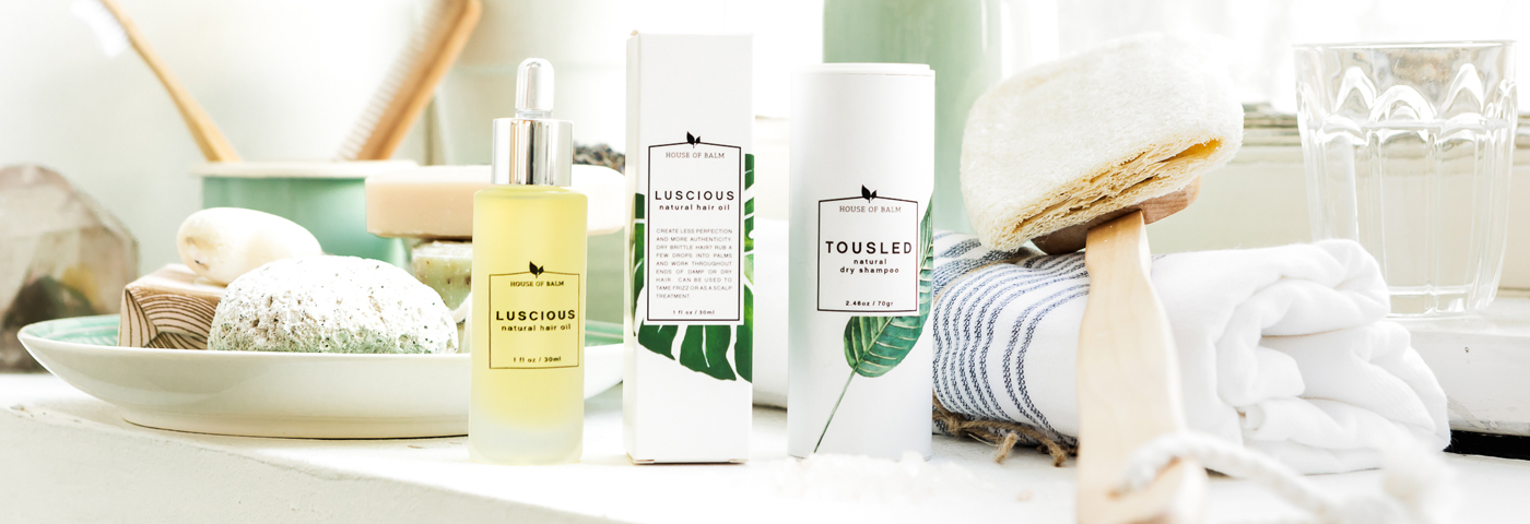 House of Balm - Eco-Conscious body care  Based in Amsterdam